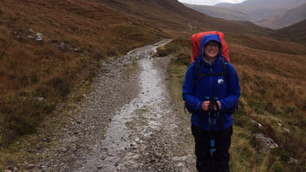 Five Tips for Hiking in the Rain