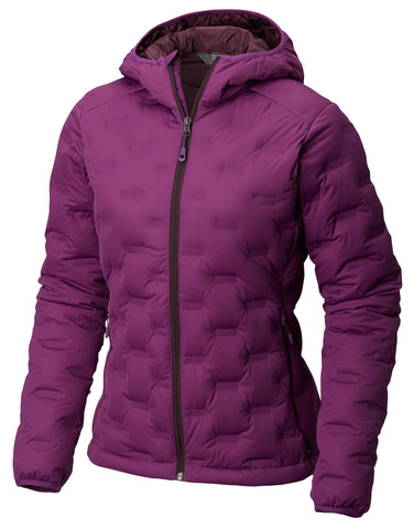 Top 10 Simply Hike Gifts to give this Christmas - Mountain Hardwear Womens StretchDown DS Hooded Jacket