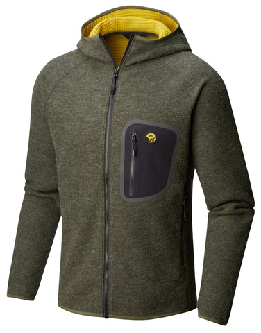 Top 10 Simply Hike Gifts to give this Christmas - Mountain Hardwear Mens Hatcher Full Zip Hoody