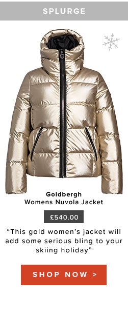 Shop Goldbergh Womens Nuvola Jacket