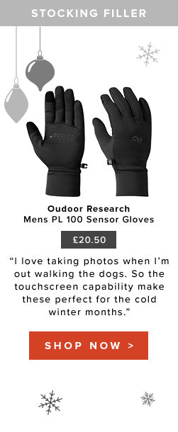 Shop Outdoor Research Mens PL 100 Sensor Gloves