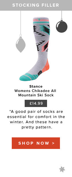 Shop Stance Womens Chikadee All Mountain Ski Sock