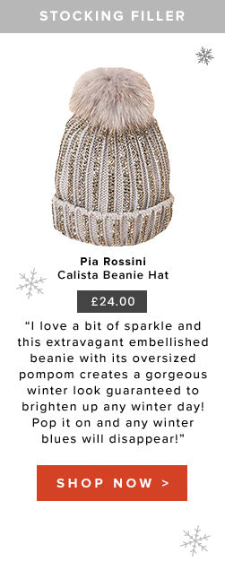 Shop Pia Rossini Calista Beanie Hat