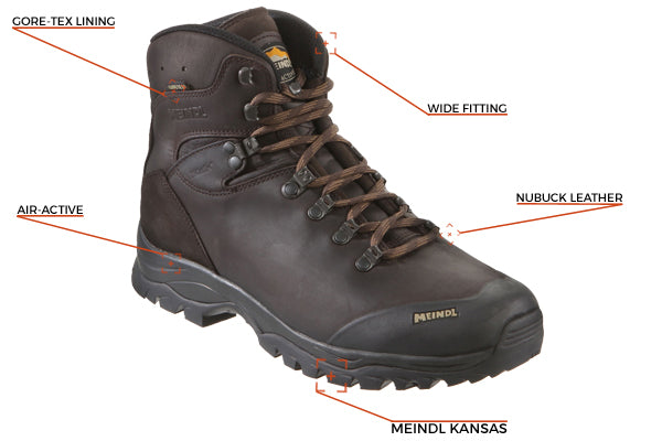 Top 5 Picks: Leather Hiking Boots