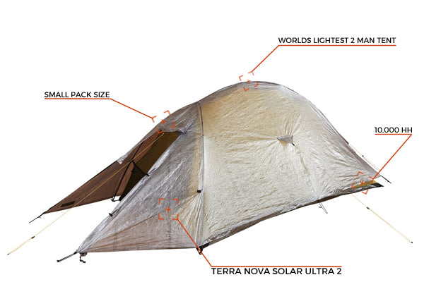 Terra Nova u2013 Solar Ultra 2 Tent  sc 1 st  Simply Hike & New Camping Products: Terra Nova | Simply Hike UK