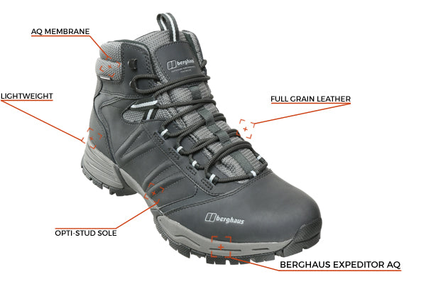 Want a boot that is DofE recommended  Then look no further than the  Exeditor AQ Ridge from Berghaus. This boot uses Berghaus  own waterproofing  membrane af9b75d1e