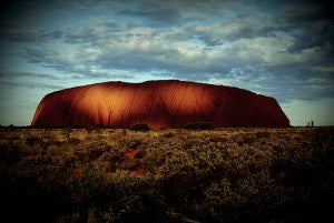 Ayers Rock Austrailia Gap Year Travel