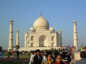 Gap Year Travel - India