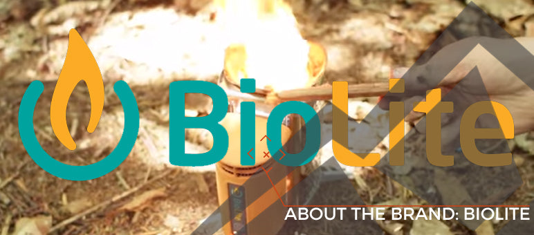 about the brand biolite