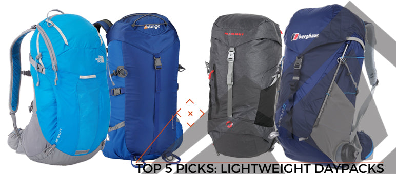 Top 5 Picks daypacks