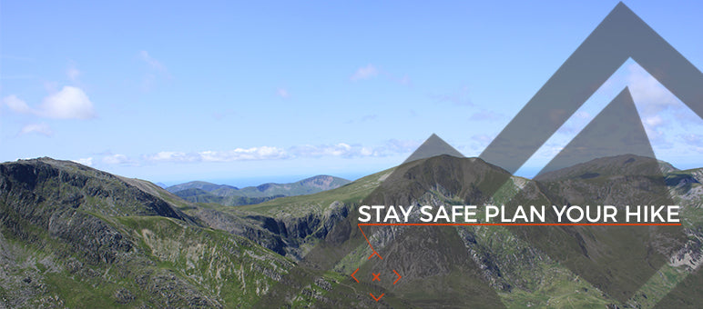 stay Safe Plan Your Hike