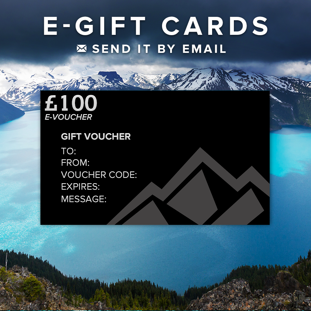 Simply Hike E Gift Cards