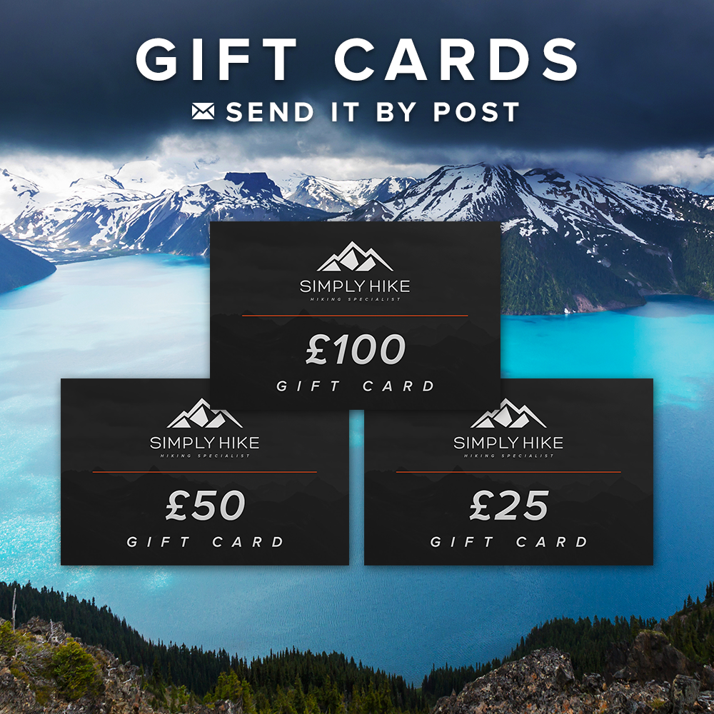 Simply Hike Gift Cards