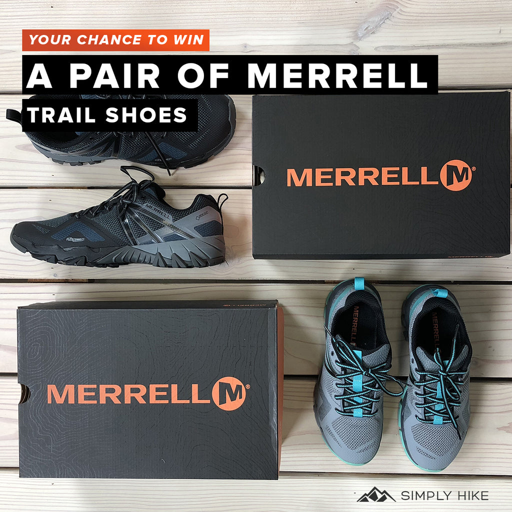 34020a6a0e Win a pair of trail shoes with Merrell Footwear | Simply Hike UK