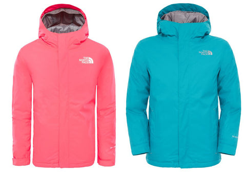 Top 10 Simply Hike Gifts to give this Christmas - Kids Snowquest Jacket from The North Face