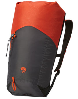 Mountain Hardwear Scrambler RT 20 Outdry Rucksack - Shark Slate Orange