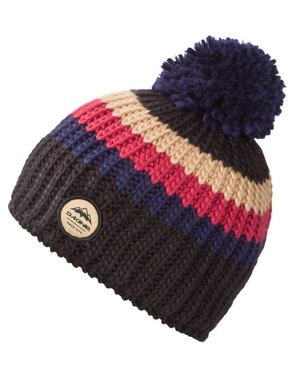 Dakine Mens Gordon Beanie - Black Stripe