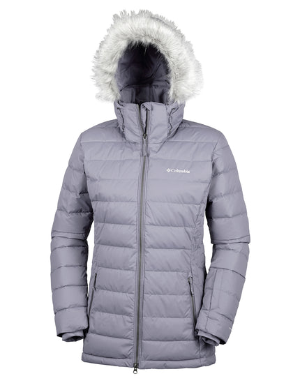 Columbia Womens Ponderay Jacket - Astral Grey
