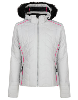 Dare2B Girls Prodigal Jacket - Cyberspace Grey