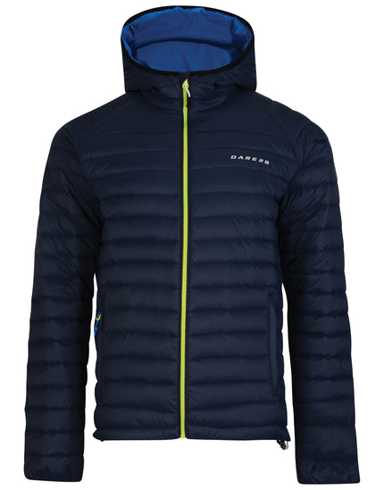 Dare2B Mens Phasedown Jacket - Outerspace Blue