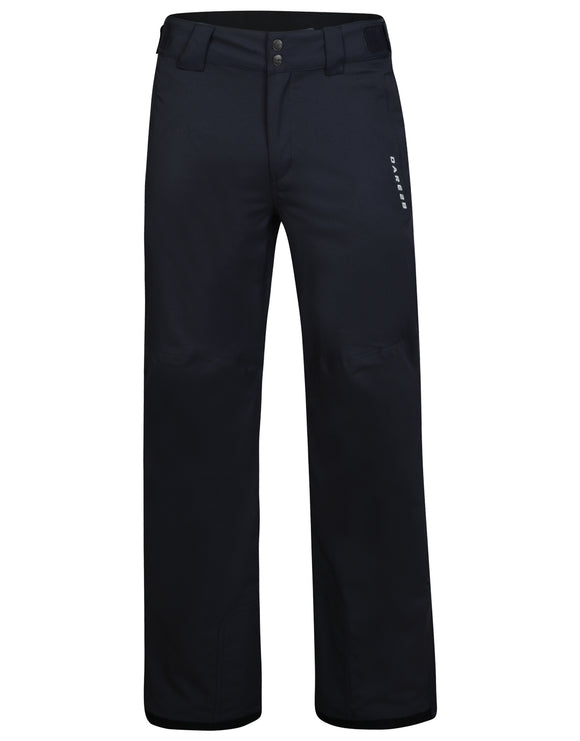 Dare2B Mens Certify II Pant - Ebony Grey