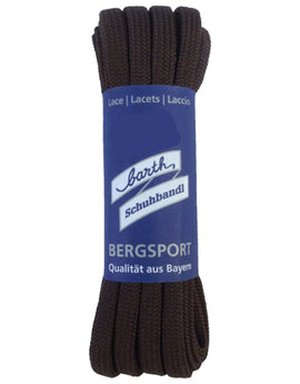 Meindl Black Laces Pair - 220cm