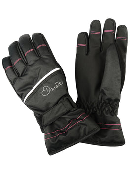 Dare2B Girls Hand Pick Glove - Black
