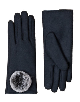 Pia Rossini Lucia Glove - Navy