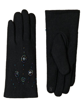 Pia Rossini Piper Glove - Black