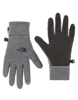 The North Face Womens Etip Glove - Medium Grey Heather