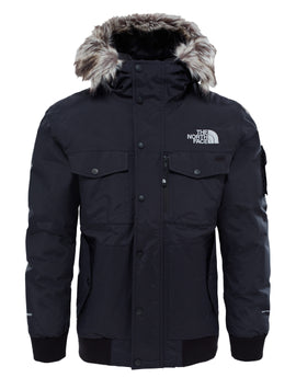The North Face Mens Gotham Jacket - Black