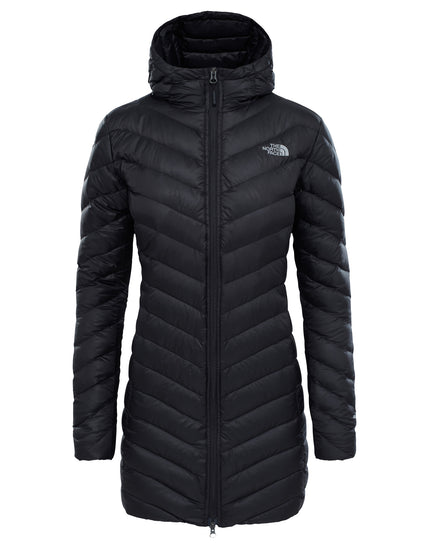 The North Face Womens Trevail Parka - TNF Black