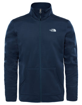 The North Face Mens Tanken Full Zip Fleece - Urban Navy