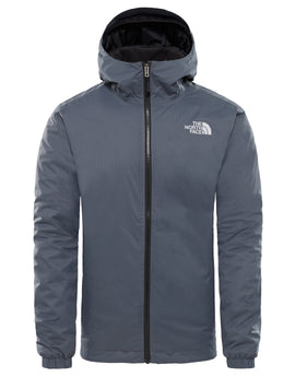 The North Face Mens Quest Insulated Jacket - Vanadis Grey