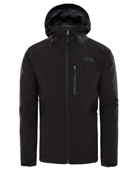 The North Face Mens ThermoBall Triclimate Jacket - TNF Black