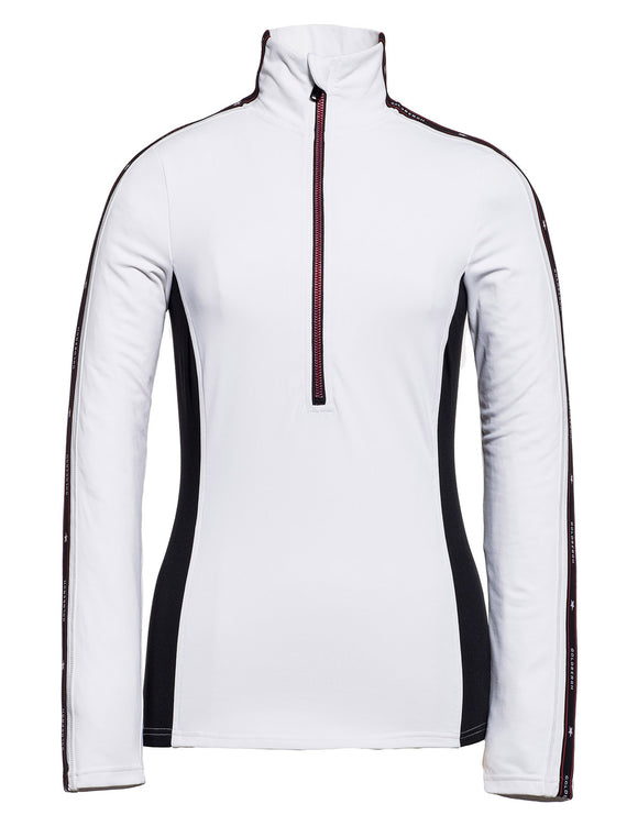 Goldbergh Womens Melita Midlayer - White