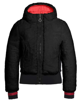 Goldbergh Womens Akemi Reversible Jacket - Black/Red