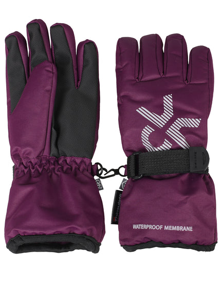 Color Kids Kids Savoy Gloves - Pickled Beet