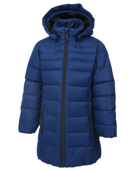 Color Kids Kids Kenya Jacket - Estate Blue