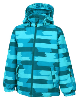 Boys Dikson Ski Jacket - Hawaiian Surf