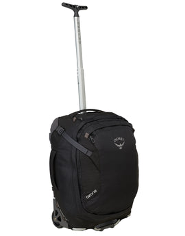 Osprey Ozone 36 Lightweight Wheeled Bag - Black
