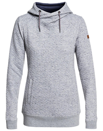 Roxy Womens Dipsy Hoodie - Warm Heather