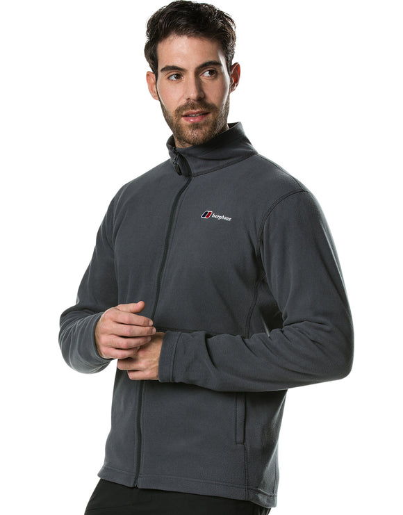 Berghaus Mens Prism Micro PT Fleece IA - Carbon