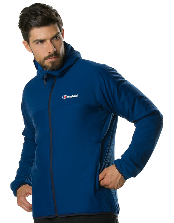 Berghaus Mens Teallach X Jacket - Deep Water Blue