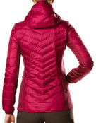 Berghaus Womens Tephra Stretch Reflect Jacket - Beet Red