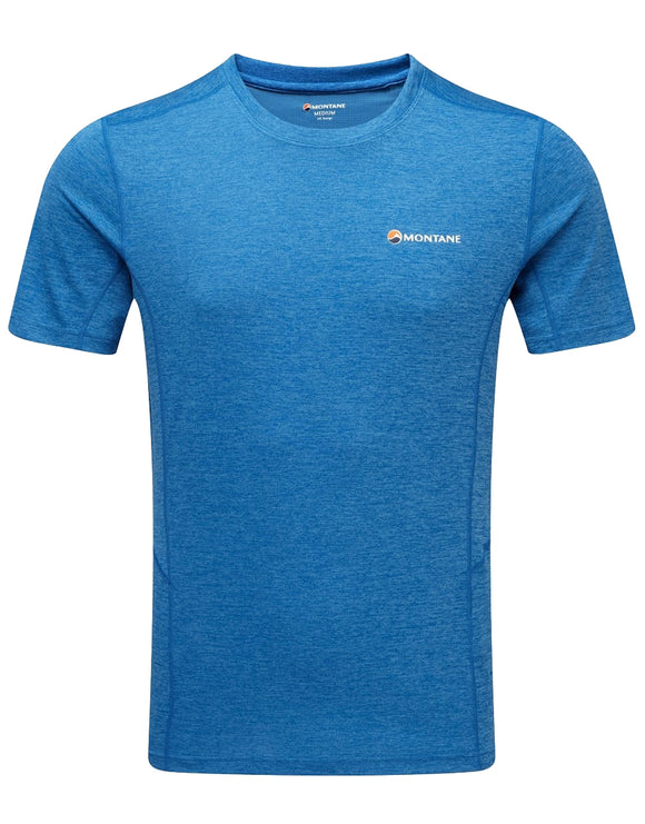 Montane Mens Dart T Shirt - Electric Blue