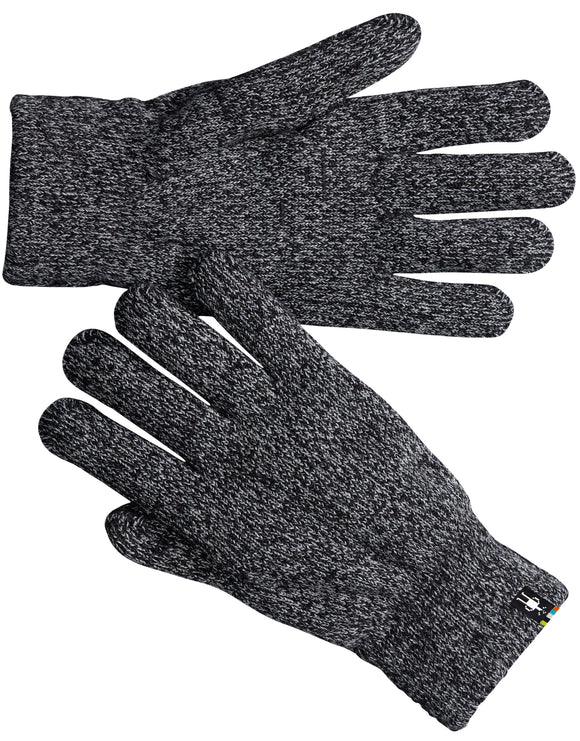 SmartWool Cozy Glove - Black