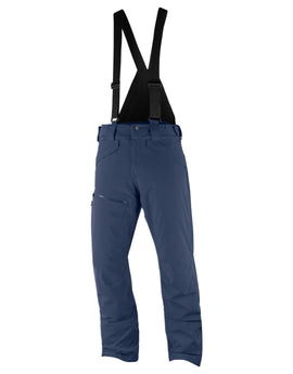 Salomon Mens Chill Out Bib Ski Pant - Night Sky