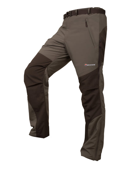 Montane Mens Terra Trousers - Flint