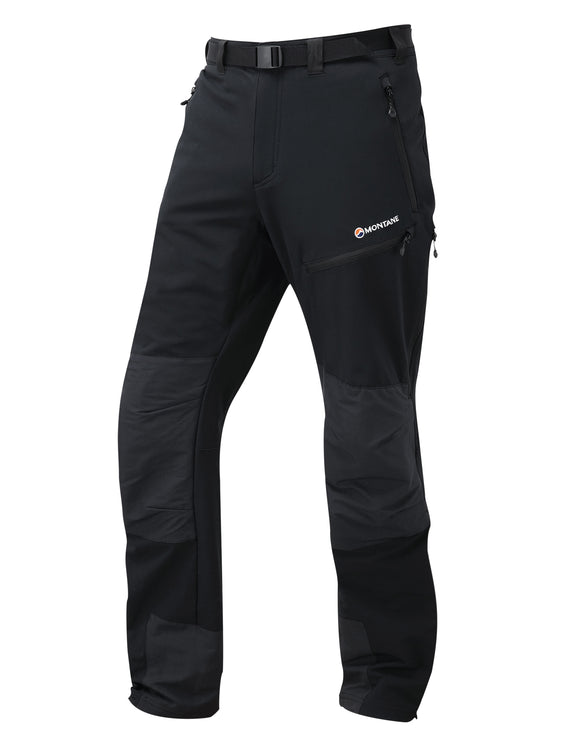 Montane Mens Terra Mission Trousers - Black